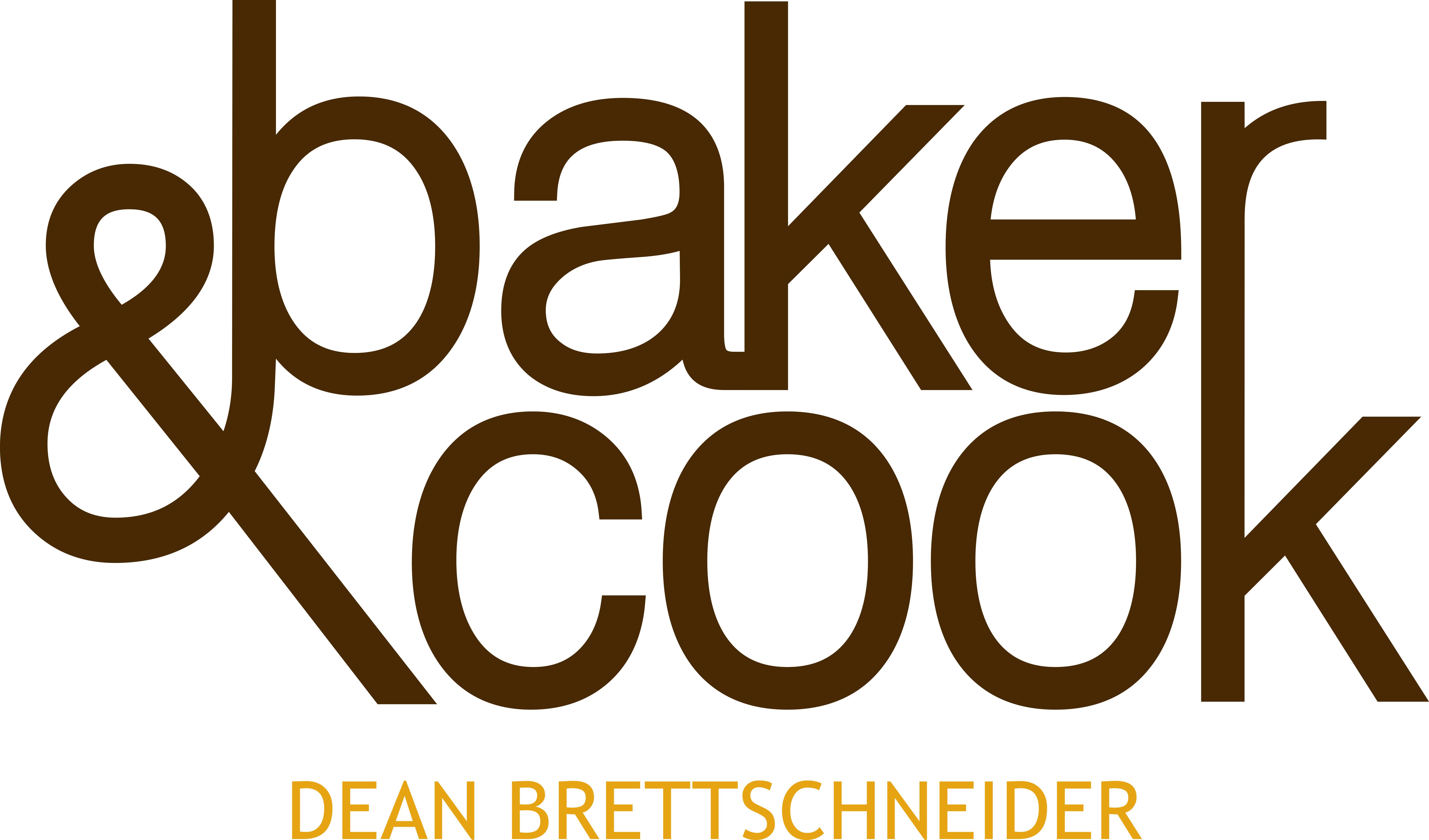 Baker and Cook - Conrad-fth